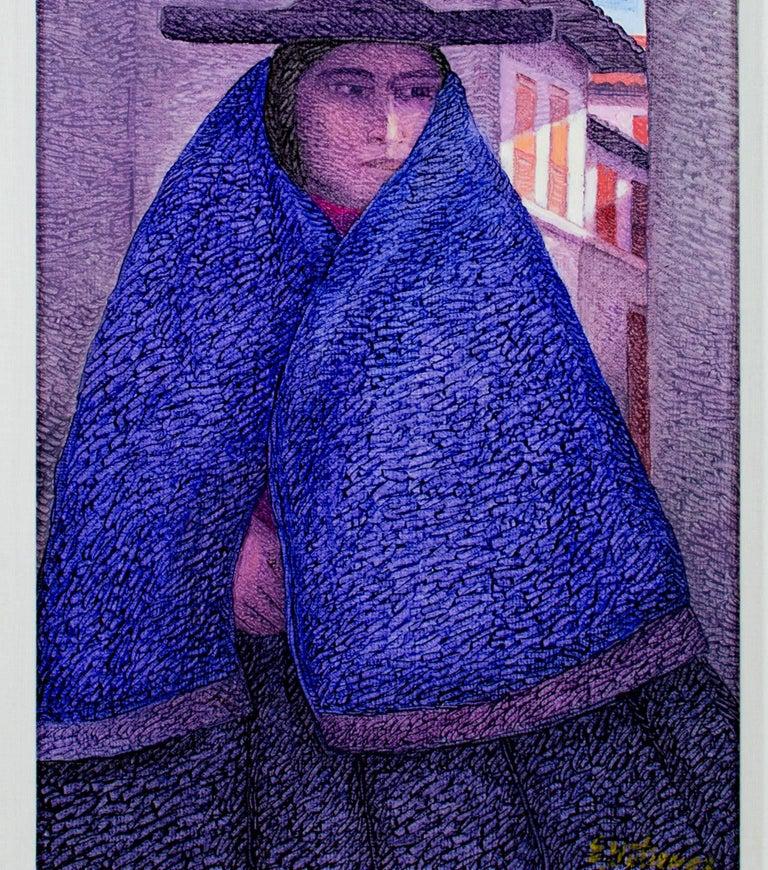 Mujer de Cuzco (Woman of Cuzco)