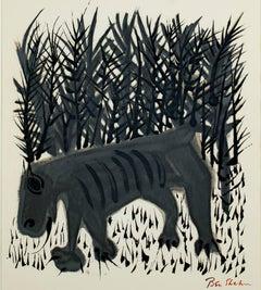 Ben Shahn - One Must Know the Animals