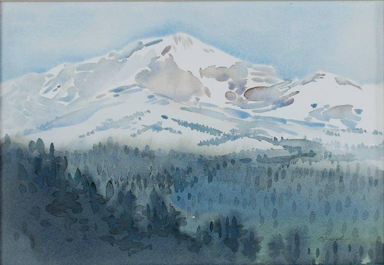 848260d81 Craig Lueck. Canadian Rockies - Misty Morning Calgary ...