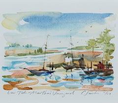 Low Tide - Martha's Vinyard