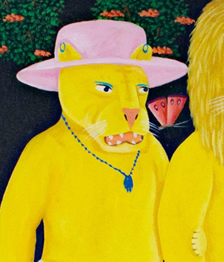 Mr. & Mrs. Lion For Sale 2