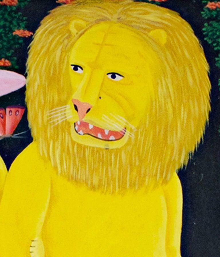 Mr. & Mrs. Lion For Sale 1