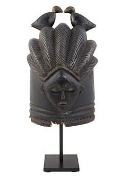 Mende Mask Sierra Leone