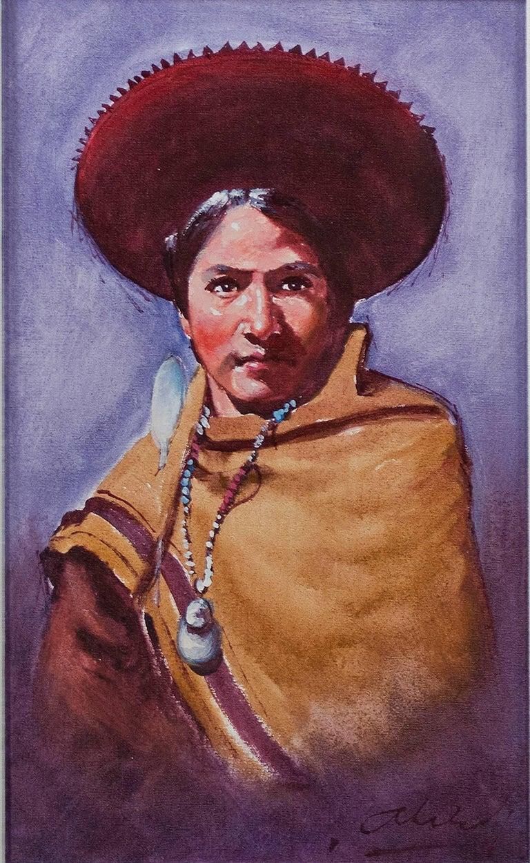 Vestido de la Region (Regional Costume) - Cuzco