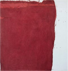 """""""Red,"""" Acrylic Stains by Faith Taylor"""