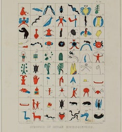 Synopsis of Indian Hieroglyphics Pl. 59