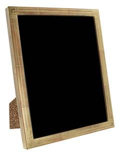 """Handmade 22K Gold Leaf Photo Frame,"" 8 x 10 in Frame Handmade in Romania"