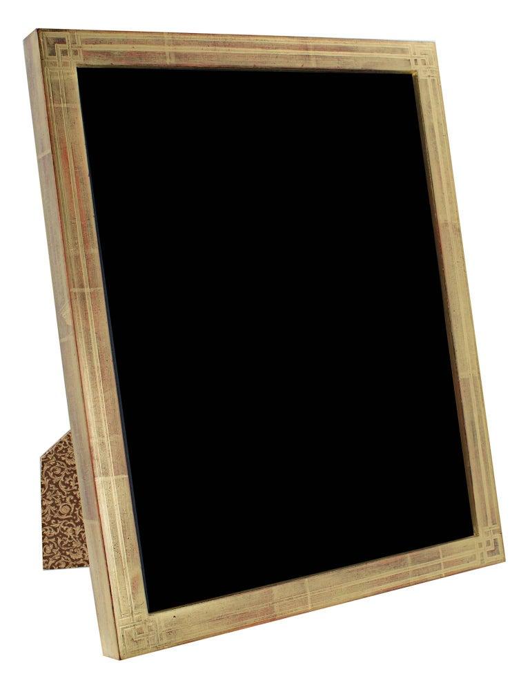 950111790bf2 Unknown - Handmade 22K Gold Leaf Photo Frame For Sale at 1stdibs