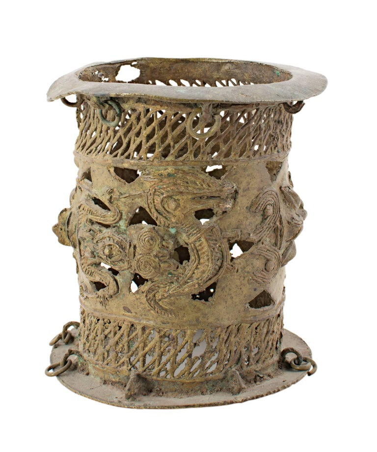Bronze Bracelet, Bamileke - Cameroon