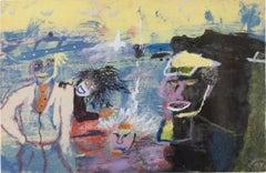 1980-1989 Figurative Paintings