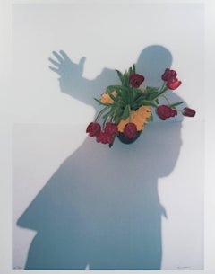 """""""Self Portrait Shadow Series: Take My Hand, I'm a Stranger in Paradise"""""""
