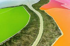 Green to Orange II