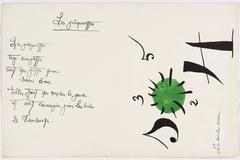 """""""Il était une petite pie"""" (There Was a Little Magpie) - Sheet IV"""