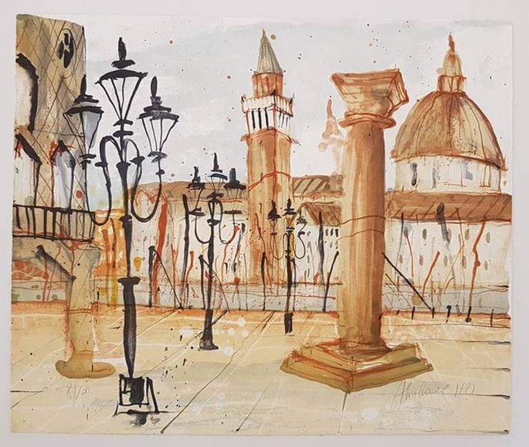 Gerhard Almbauer - Venedig (Venice) 1