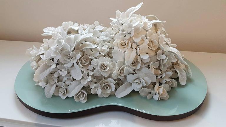 Rain Harris Lumen Flores Sculpture For Sale At 1stdibs