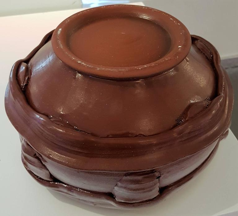 Monumental Covered Jar #2 For Sale 1