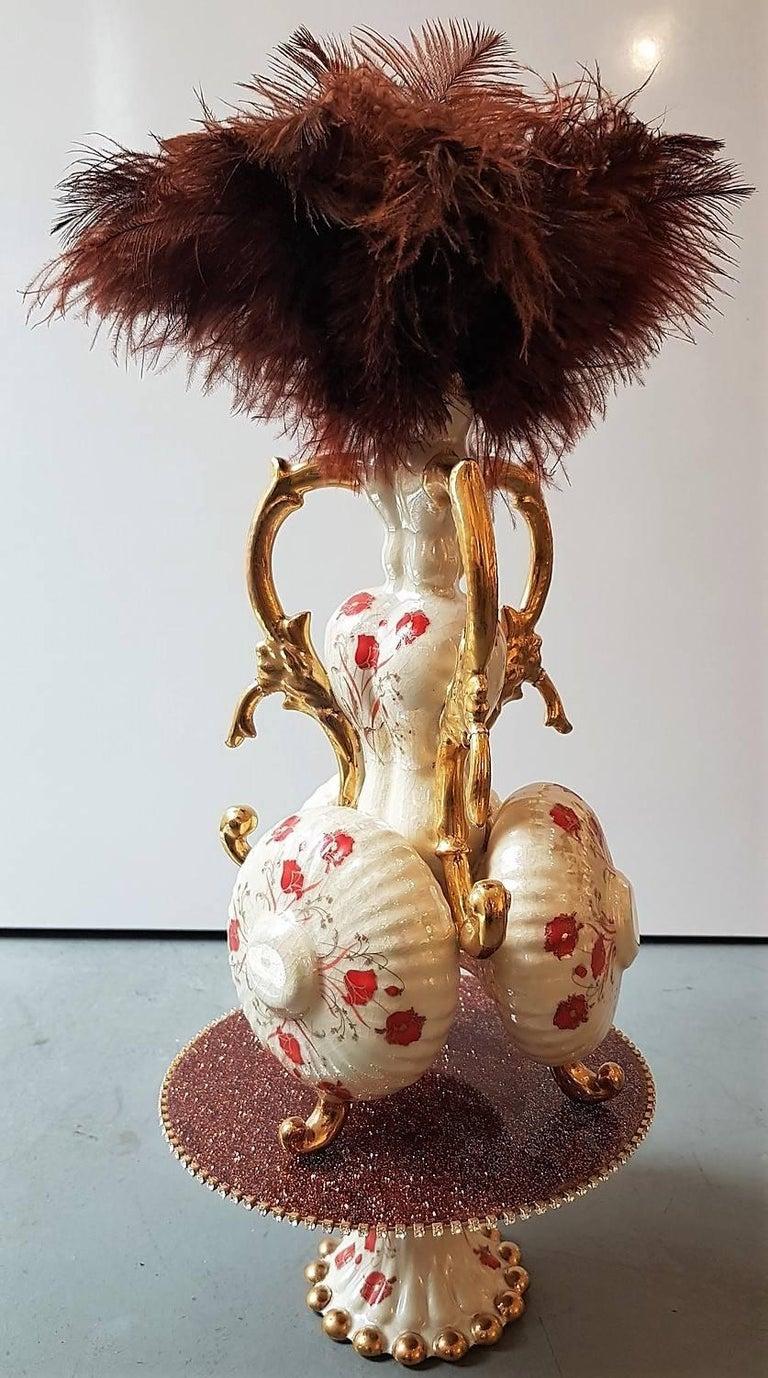 Bedazzle - Sculpture by Rain Harris