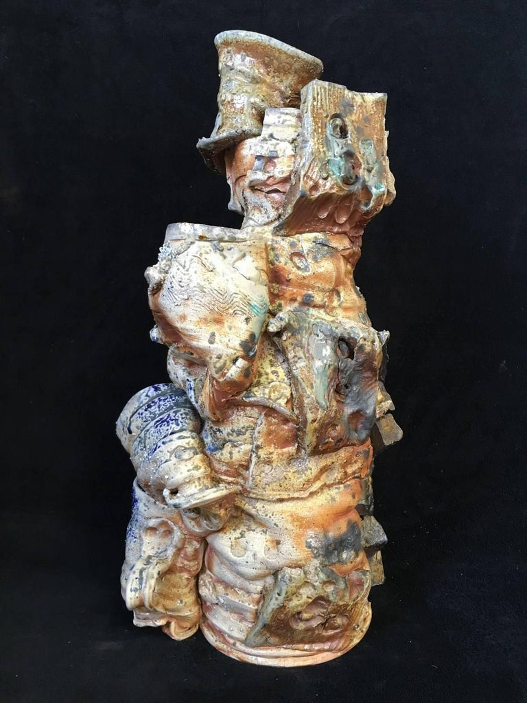 Jeff Whyman Abstract Sculpture - Intergalactic Vessel Series