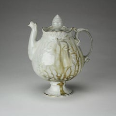 Victory of Nothing Teapot w/ Gold