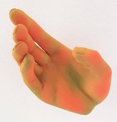Hand (Orange, Green)