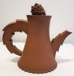 Cooling Tower Teapot #II