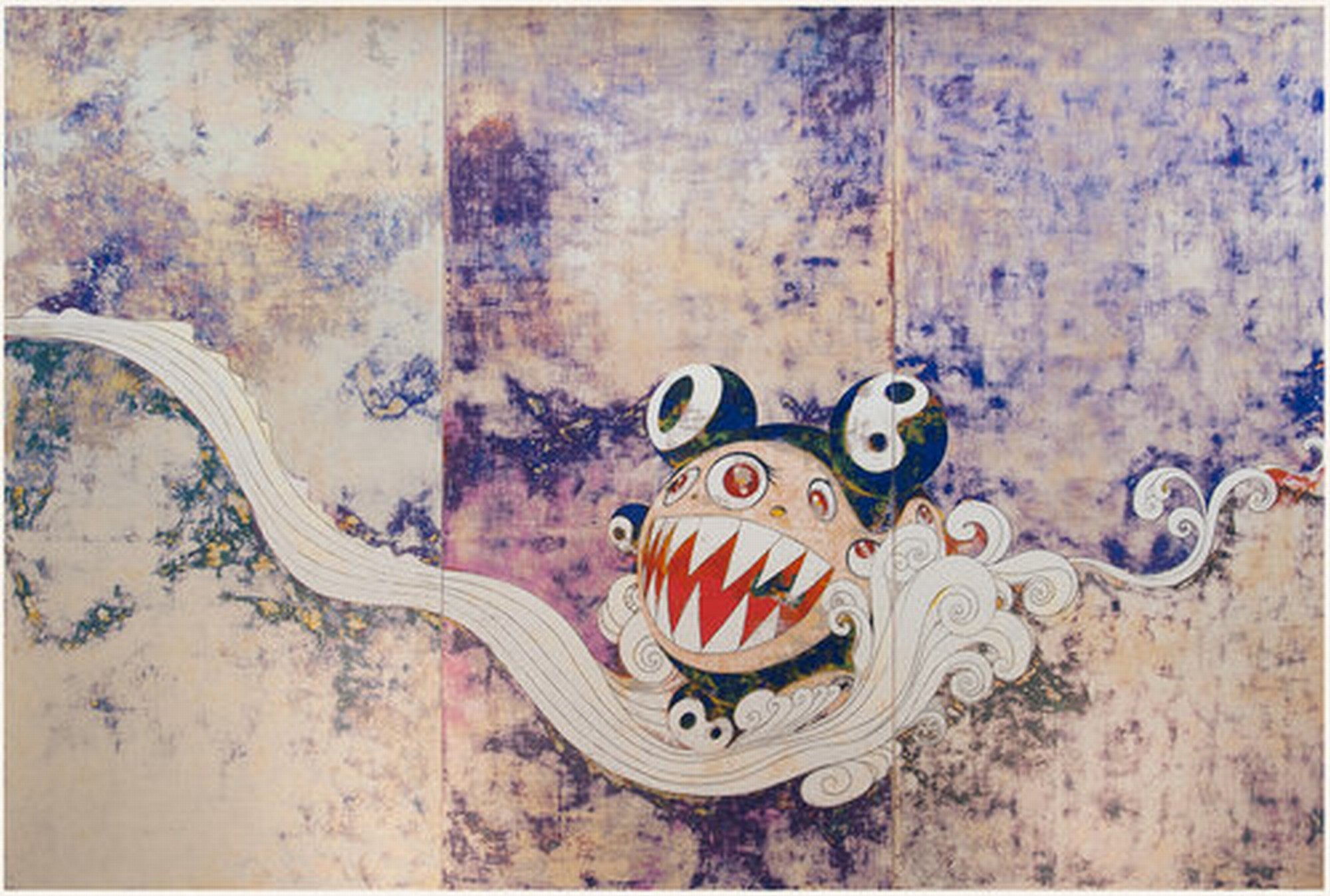 Takashi Murakami 727 For Sale At 1stdibs