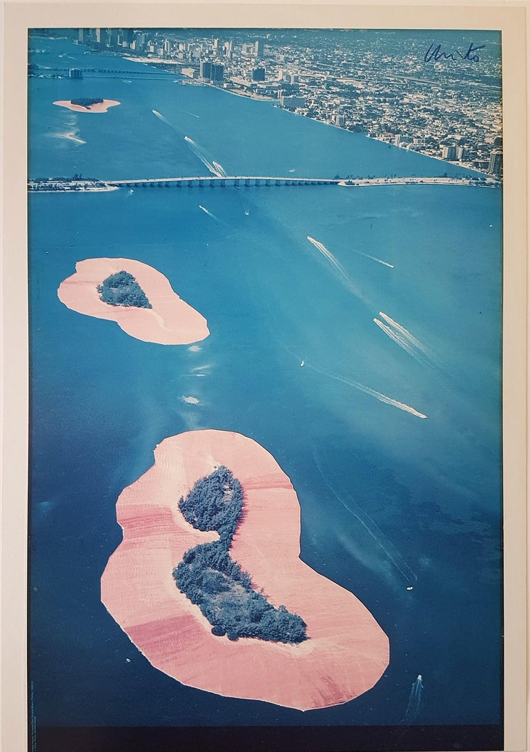 Surrounded Islands, Biscayne Bay, Greater Miami, Florida