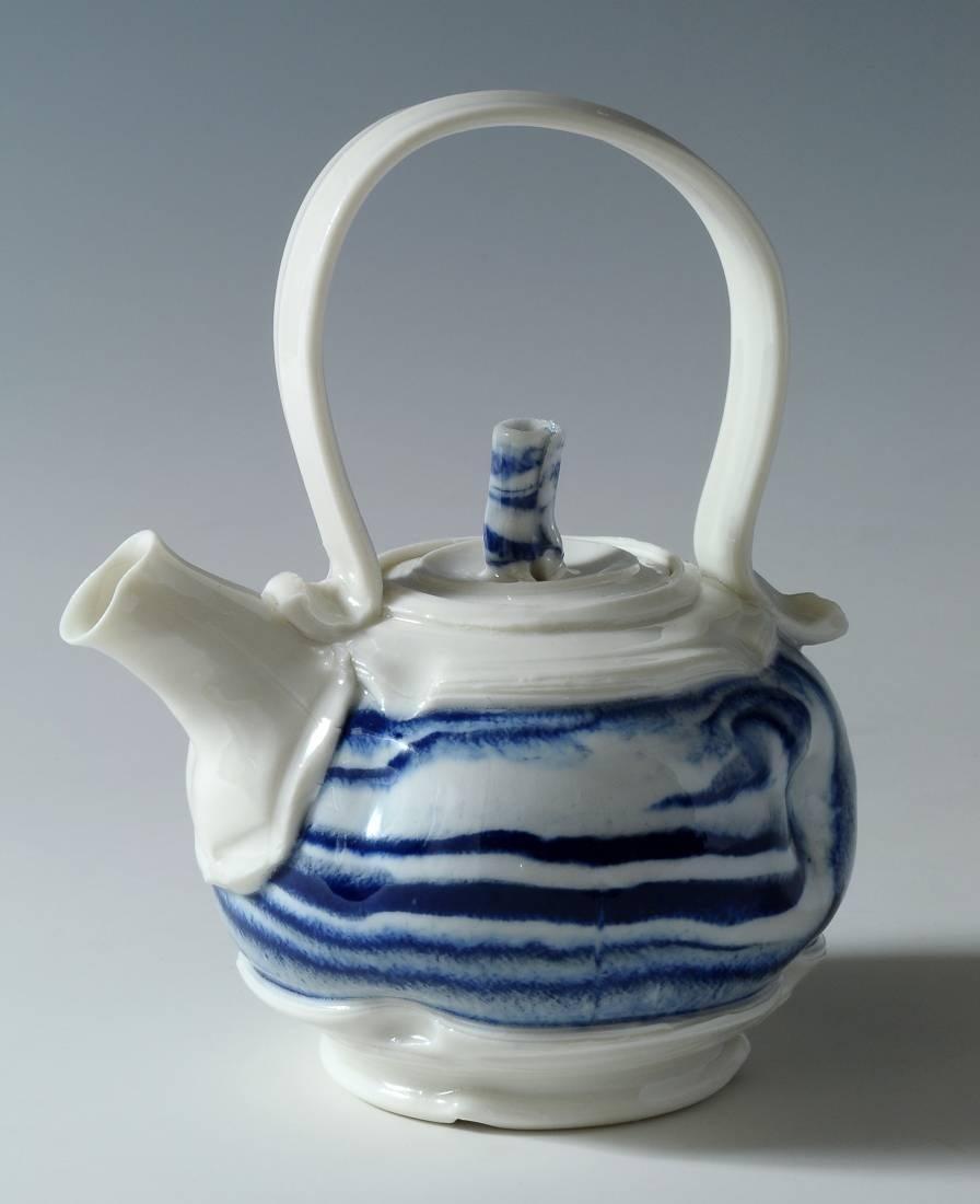 The Ocean - Teapot