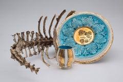 Memento Mori – Cup, Platter in Baby Lamb Carcass