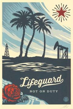 Lifeguard not on duty