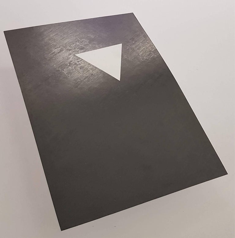 Geometric Composition (Minimalism, Constructivism) - Art by Hannes Forster