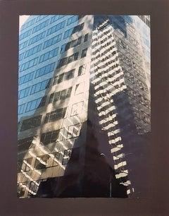 Manhattan - Fifth Avenue Mirror Effect