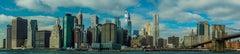 N.Y.C. Skyline