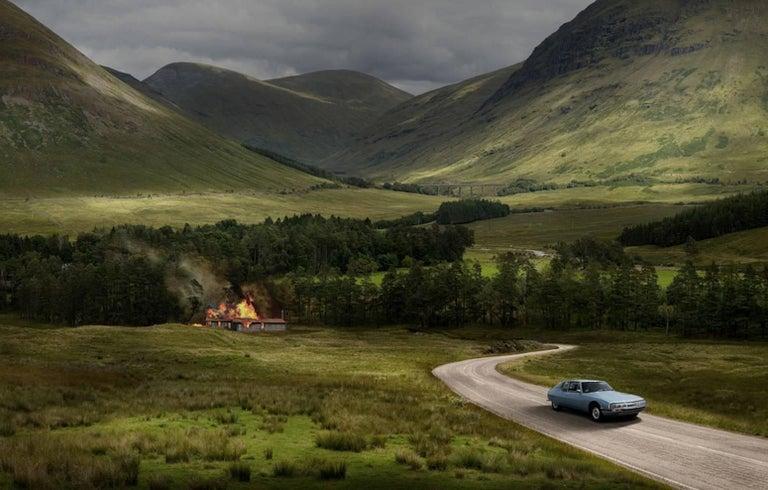 Untitled #6 - Road Movie Series