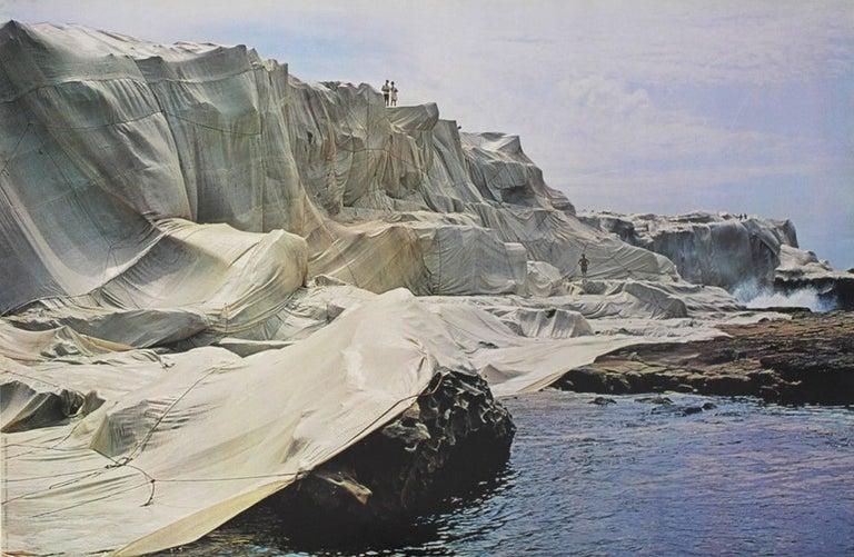 Wrapped Coast, Little Bay, Australia, 1969