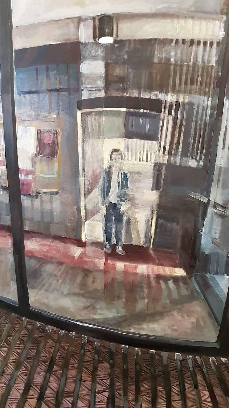 Reflections #2 - Painting by Shannon Deatrick