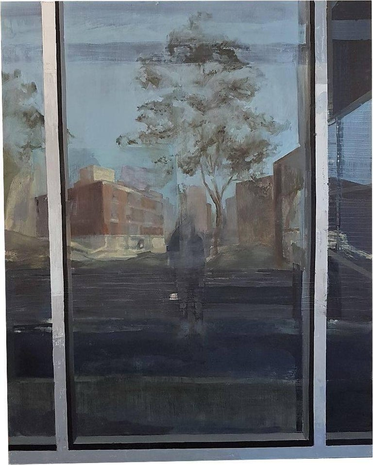 Shannon Deatrick Still-Life Painting - Reflections #1