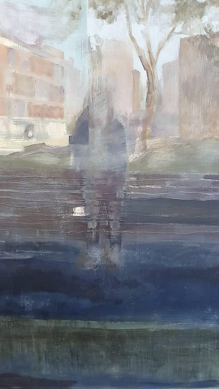 Reflections #1  - Contemporary Painting by Shannon Deatrick