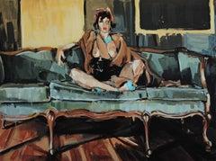 Cubist Portrait Paintings