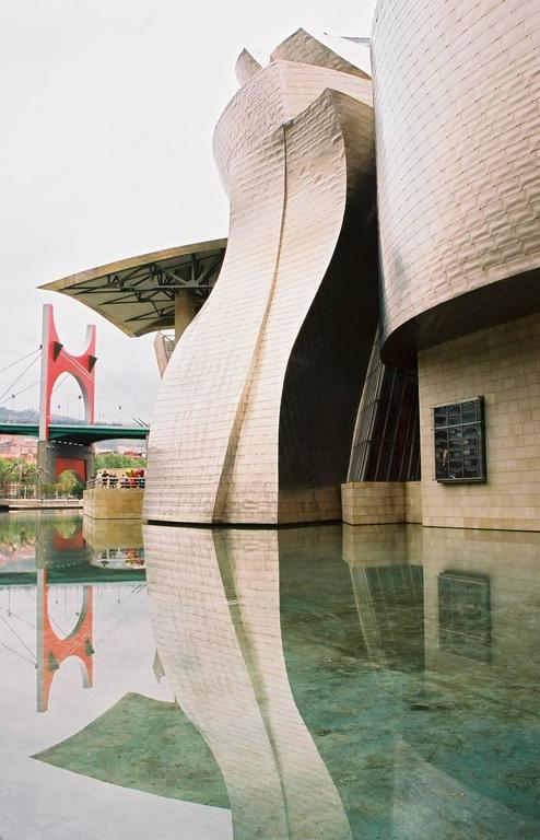 Gehry's Guggenheim Bilbao, Bilbao, Spain