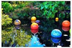 Chihuly Floats; Coral Gables, FL- Photograph