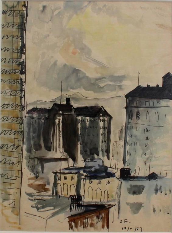 Ville Isolé (1957)