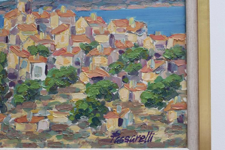 Mario passarelli st tropez painting for sale at 1stdibs for Passarelli custom homes