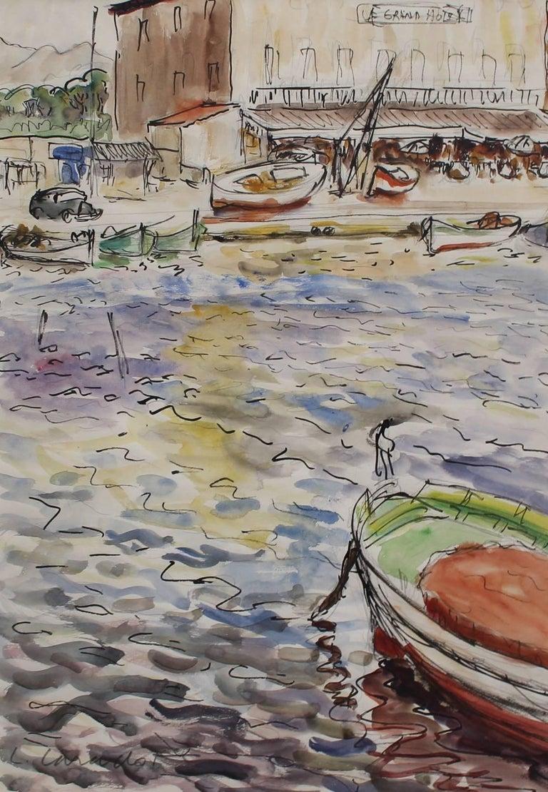 French Riviera Port