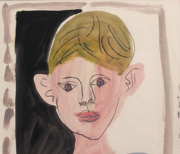 Portrait of a Young Boy For Sale 1