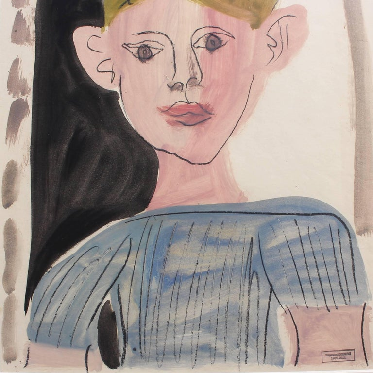 Portrait of a Young Boy For Sale 2