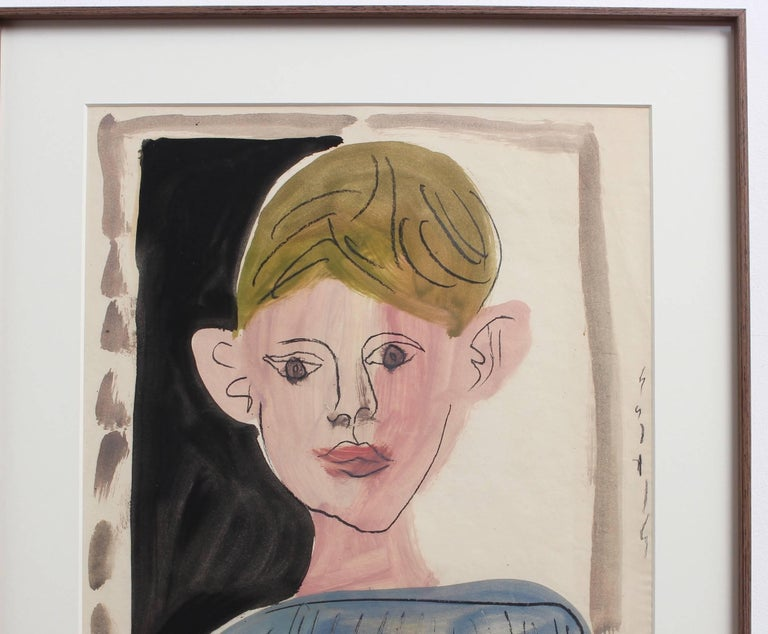 Portrait of a Young Boy For Sale 3