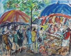 Parisian Street Market