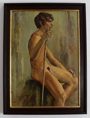 Two Nude Studies