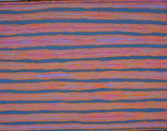 Australian Contemporary Aboriginal Artist Alice Nampitjinpa